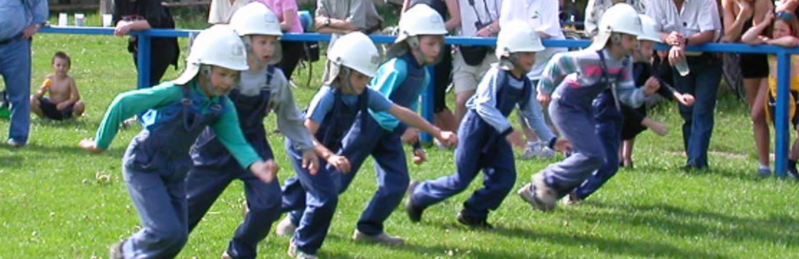 Mladí hasiči – bezpečná budoucnost