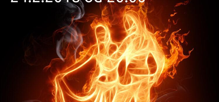 Pozvánka na XXI. hasičský ples