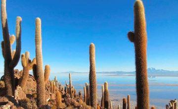 Bolívie, přednášející Jana Seitlová