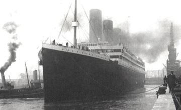 Příběh Titanicu, Otnice