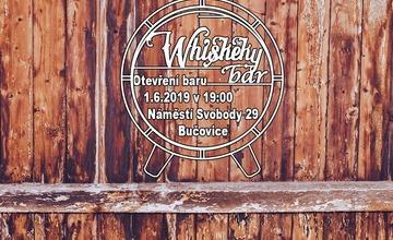 Otevření nového Whiskeky baru