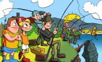 Rybářské závody, Hrušky