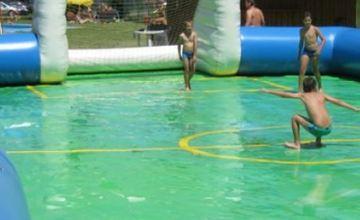 Turnaj ve vodním fotbálku, Bučovice