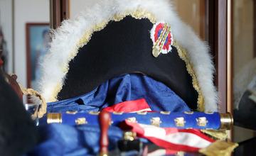 Kostýmované zámecké prohlídky s Napoleonem, Slavkov u Brna