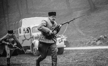 75. výročí osvobození Československa, Slavkov u Brna