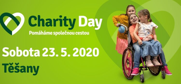 Charity Day Těšany – 23. 5. 2020