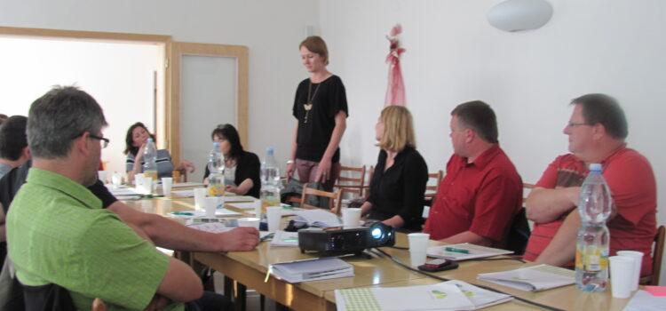 Pracovní skupina ke přípravě strategie