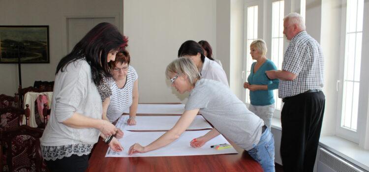 Setkání ředitelů a zřizovatelů k tvorbě MAP Bučovice