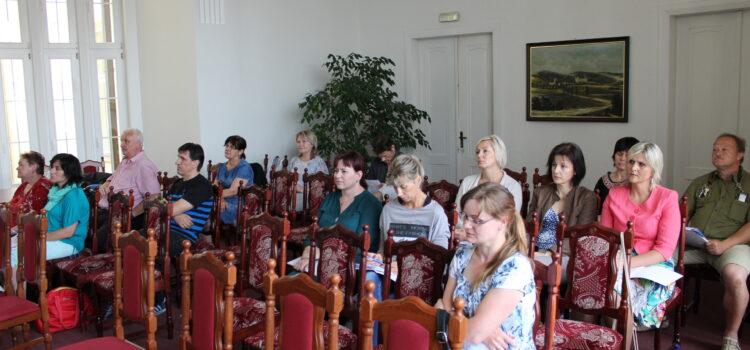 Kulatý stůl a jednání řídícího výboru pro MAP Bučovice