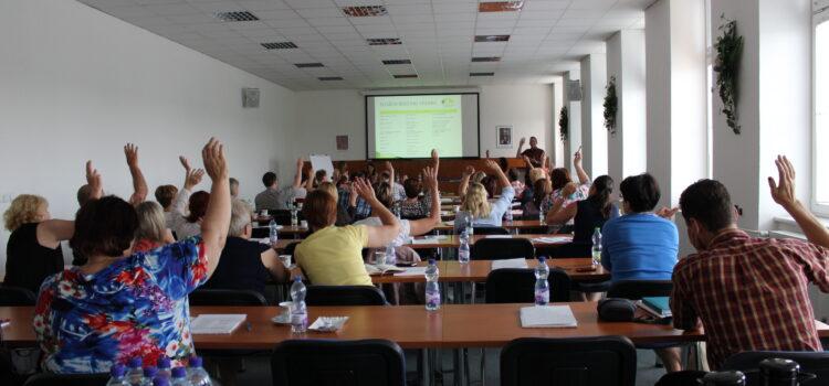 Kulatý stůl a jednání řídícího výboru pro MAP Šlapanice