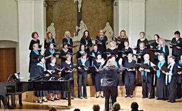 Koncert sboru Mladost