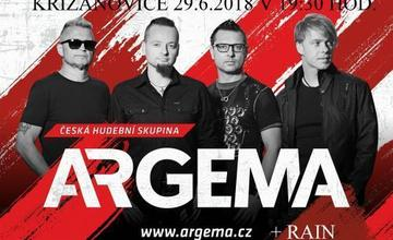 Argema, Křižanovice