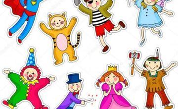Dětský karneval, Vážany nad Litavou