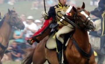 Napoleonské hry, Slavkov u Brna