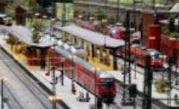 Výstava železničních modelů, Milešovice