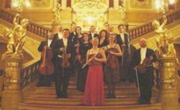 Johann Strauss orchestr, Slavkov u Brna