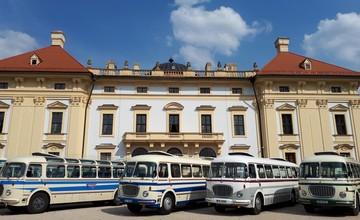 Veteranbus Kříž 2020, Slavkov u Brna